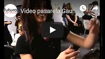 Video Pasarela Gaudí